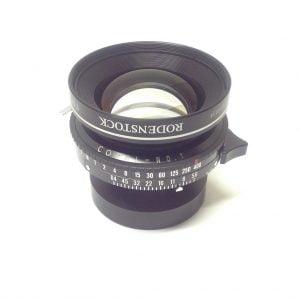 لنز رودن اشتوک آپو سیرونار ان ۲۱۰ میلیمتر اف ۵.۶ شاتر کوپال ۱ لنز دوربین عکاسی حرفه ای با راهنمای خرید لنز دوربین