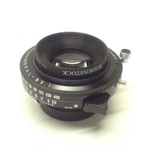 لنز رودن اشتوک گرونار ۲۱۰ میلیمتر اف ۶.۸ شاتر کوپال ۱ برای عکاسی حرفه ای در استودیو عکاسی