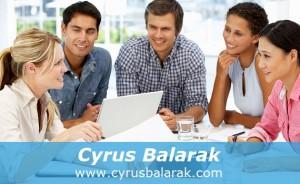 Cyrus Balarak Consulting Services | See!